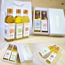 2019년 추석 깨사랑 생들기름 들기름 참기름 180ml 고급 선물세트